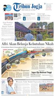 Tribun Jogja Cover 15 August 2019