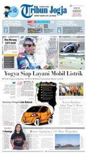 Tribun Jogja Cover 26 August 2019