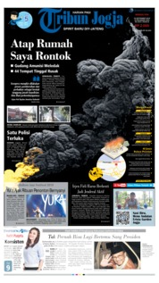 Tribun Jogja Cover 15 September 2019
