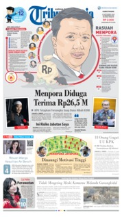 Tribun Jogja Cover 19 September 2019