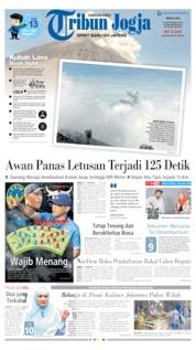 Tribun Jogja Cover 23 September 2019