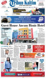 Cover Tribun Kaltim 19 Maret 2018