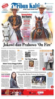 Tribun Kaltim Cover 17 February 2019
