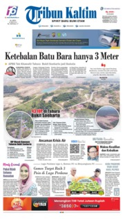 Tribun Kaltim Cover 16 May 2019