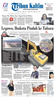 Tribun Kaltim Cover 17 May 2019