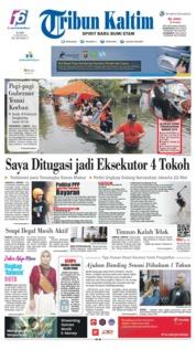 Tribun Kaltim Cover 12 June 2019