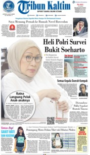 Tribun Kaltim Cover 12 July 2019