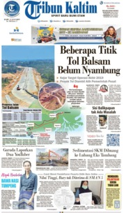 Tribun Kaltim Cover 17 July 2019