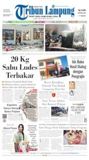 Tribun Lampung Cover 04 May 2019