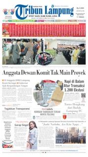 Tribun Lampung Cover 03 September 2019