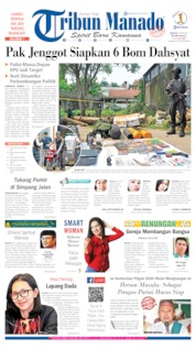 Tribun Manado Cover 19 May 2019