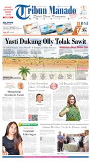 Tribun Manado Cover 24 July 2019