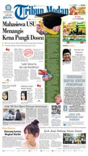Cover Tribun Medan 21 Mei 2018