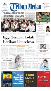 Cover Tribun Medan 15 Mei 2019