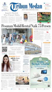 Tribun Medan Cover 27 May 2019