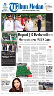 Tribun Medan Cover 02 July 2019