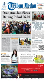 Tribun Medan Cover 03 July 2019