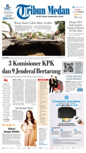Tribun Medan Cover 05 July 2019