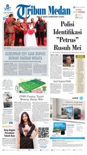 Tribun Medan Cover 06 July 2019