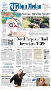 Tribun Medan Cover 18 July 2019