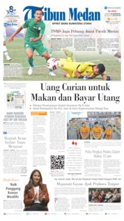 Tribun Medan Cover 09 August 2019