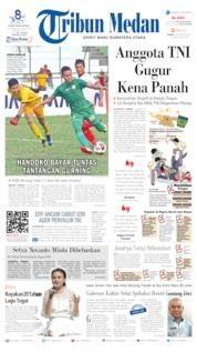 Tribun Medan Cover 29 August 2019