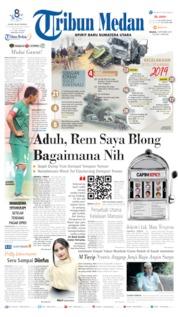 Tribun Medan Cover 03 September 2019