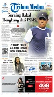 Tribun Medan Cover 04 September 2019