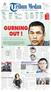 Tribun Medan Cover 08 September 2019