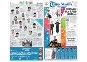 Cover Tribun Pekanbaru 18 April 2018