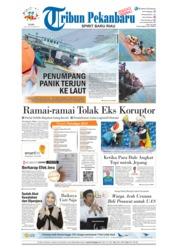 Cover Tribun Pekanbaru