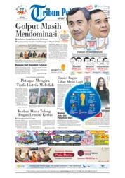 Cover Tribun Pekanbaru 09 Juli 2018
