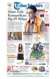 Cover Tribun Pekanbaru 11 Juli 2018