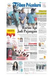 Cover Tribun Pekanbaru 16 Januari 2019