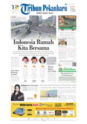 Tribun Pekanbaru Cover 23 May 2019