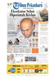 Cover Tribun Pekanbaru 12 Juni 2019