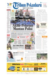 Tribun Pekanbaru Cover 24 July 2019
