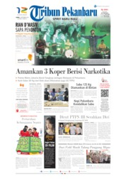 Cover Tribun Pekanbaru 05 September 2019