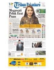 Tribun Pekanbaru Cover 02 October 2019