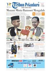Tribun Pekanbaru Cover 03 October 2019