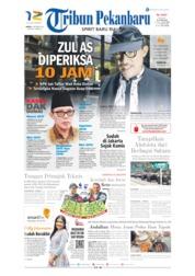 Tribun Pekanbaru Cover 05 October 2019