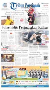 Tribun Pontianak Cover 03 October 2019