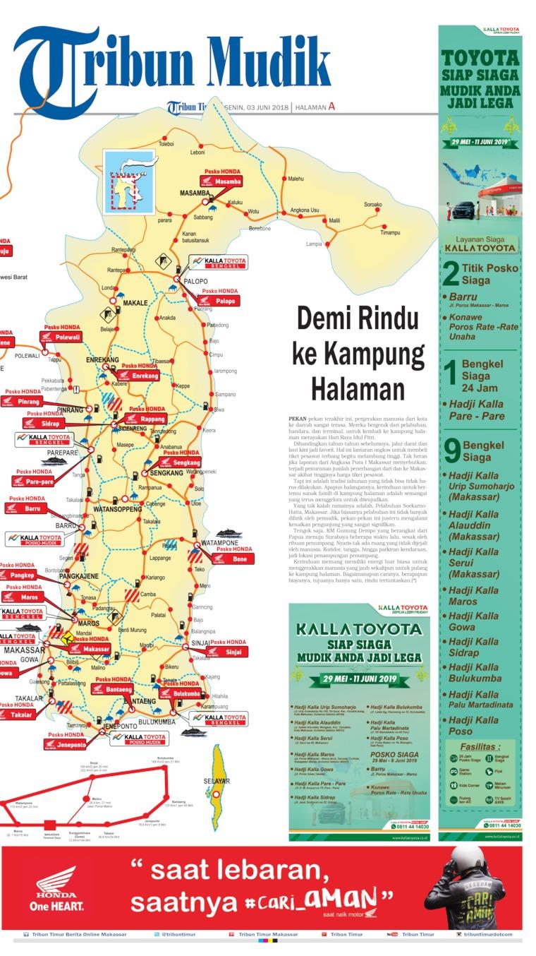 Tribun Timur Digital Newspaper 03 June 2019