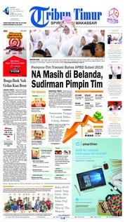 Cover Tribun Timur 20 Juli 2018