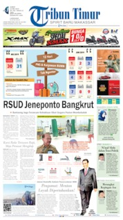 Cover Tribun Timur 10 Mei 2019