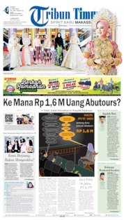 Tribun Timur Cover 17 May 2019