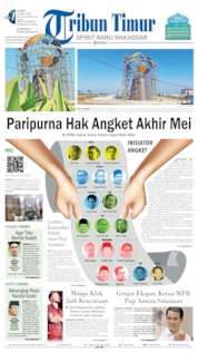 Tribun Timur Cover 23 May 2019