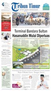 Tribun Timur Cover 28 May 2019
