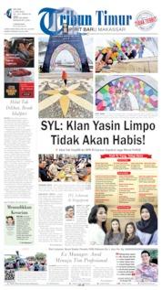 Tribun Timur Cover 04 June 2019