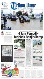Tribun Timur Cover 09 June 2019